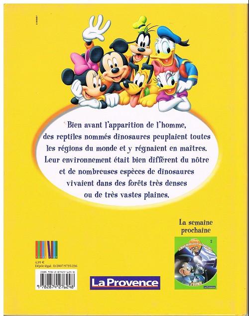 Le monde merveilleux de la connaissance disney journal la provence bd in - Le journal de la provence ...