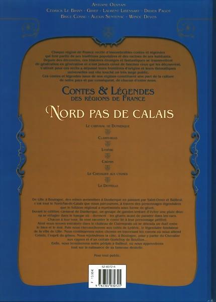 Contes et l gendes des r gions de france 3 nord pas de for Carrelage nord pas de calais