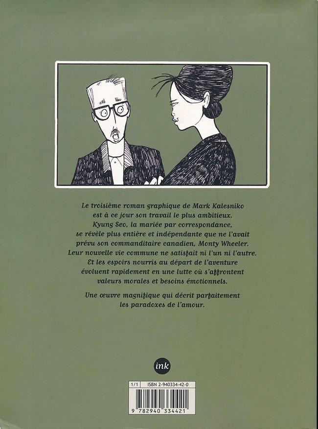 Marie par correspondance - BD, informations, cotes
