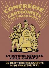 500x693 - Confrérie des cartoonists du Grand Nord (La) La Confrérie des cartoonists du Grand Nord
