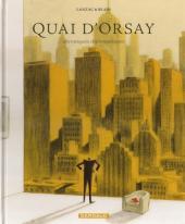 500x606 - Quai d'Orsay Chroniques diplomatiques Tome 2