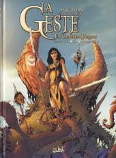 500x681 - Geste des Chevaliers Dragons (La) La Première