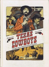 500x685 - Texas Cowboys The Best Wild West Stories Published