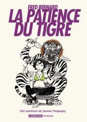 500x700 - Jeanne Picquigny (Une aventure de) La patience du tigre