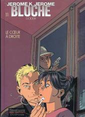 508x700 - Jérôme K. Jérôme Bloche Le cœur à droite