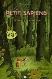 Petit sapiens -2- Derrière la montagne © Lito - 2006 - Badel