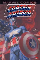 Petit historique des publications de comics en France Captainamerica1