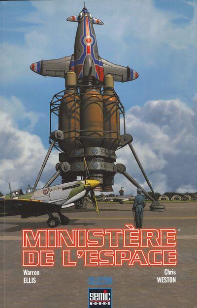 Ministère de l'espace : une uchronie britannique