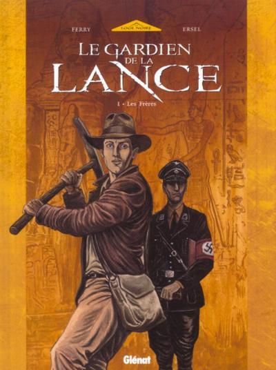 Le Gardien De La Lance   Série complète : 5 albums