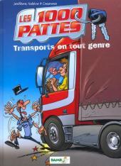 Les 1000 pattes -1- Transports en tout genre