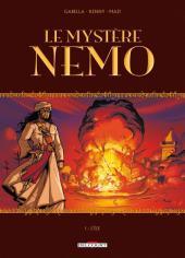 Le mystère Nemo -1- L'île