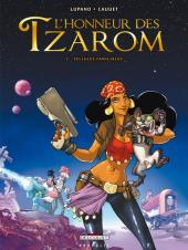 L'honneur des Tzarom -1- Cellules familiales
