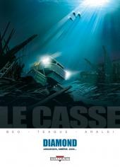 Le casse -1- Diamond - Askashaya, Sibérie 2009...