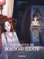 Les contes du boudoir hanté -3- Volume 3