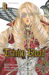 Trinity Blood -9- Tome 9