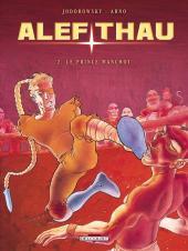 Les aventures d'Alef-Thau -2c10- Le Prince manchot