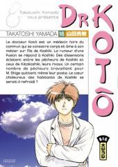 Dr Kotô -16- Tome 16