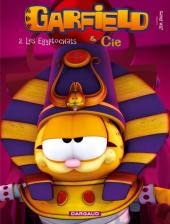 Garfield & Cie -2- Egyptochat
