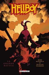 Hellboy (Delcourt) -10- La Grande battue