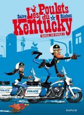 Les poulets du Kentucky -2- Roule, ma poule !