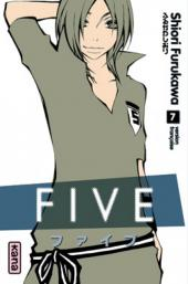 Couverture de Five -7- Tome 7