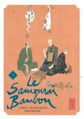 Le samouraï bambou -3- Tome 3