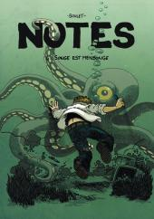 Notes -4- Songe est mensonge