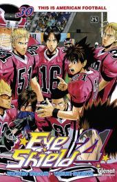 Eye shield 21 -30- This is American Football