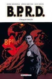 B.P.R.D. -8- Champ de bataille