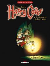 Harry Cover -4- Les Monstres du Labyrinthe