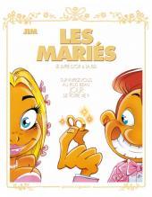 Les mariés - Coffret les Mariés + Livre d'or