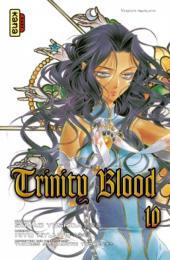 Trinity Blood -10- Tome 10