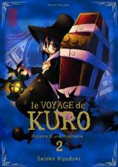 Le voyage de Kuro -2- Tome 2