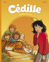 Cédille (2e série) -1- Zizanie au Zoo