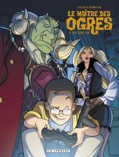 Le maître des Ogres -1- Île des Os