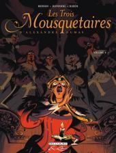 Les trois Mousquetaires (Morvan/Rubén) -4- Volume 4