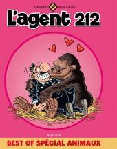 L'agent 212 -HS3- Best Of spécial animaux