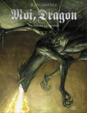 Moi, Dragon -1- La Fin de la Genèse