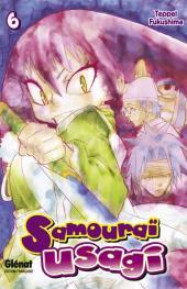 Samouraï Usagi -6- Tome 6