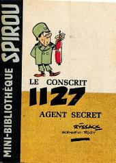 1127 -2MR1186- Agent secret