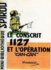 1127 -3MR1214- L'opération can-can