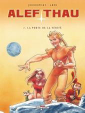 Les aventures d'Alef-Thau -7a- La Porte de la vérité