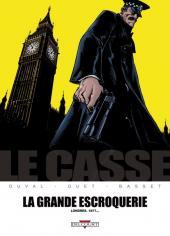 Le casse -4- La Grande Escroquerie - Londres. 1977...