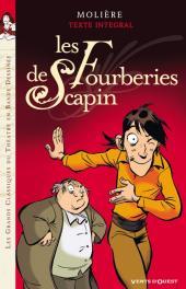 Commedia -8- Les Fourberies de Scapin
