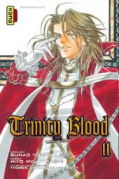 Trinity Blood -11- Tome 11