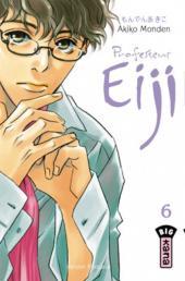 Professeur Eiji -6- Tome 6