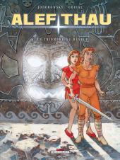 Les aventures d'Alef-Thau -8a- Le Triomphe du rêveur