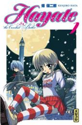 Hayate the combat butler -1- Tome 1