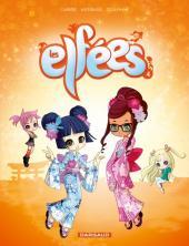 Les elfées -4- Les elfées 4