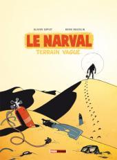 Le narval -2- Terrain vague